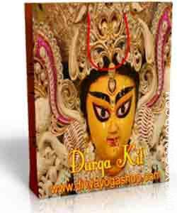 Durga spiritual kit This Durga spiritual kit is charged by Maata Durga mantra. Goddess Durga is the deity of this very highly effective spiritual kit named after her. Durga who's the supreme divine of braveness and victory...