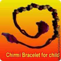 Chirmi mix (Red-Black-White) beads bracelet for child