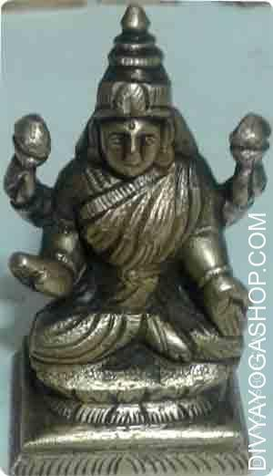 Brass lakshmi idol-230 gram Lakshmi Brass Idol, that's reckoned for glorious useful features. Herein, Mata Lakshmi is depicted on a throne...