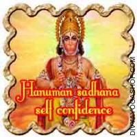 Hanuman Sadhana for self-confidence