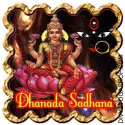 Dhanada Yakshini Sadhana divine solution to success Are you able to imagine the life without wealth? Sure the greedy yearning for cash has been criticized by all the traditional texts, however the same texts state that one ought to have sufficient to steer a happy contented life...