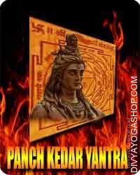 Panch Kedar yantra for solvation In line with the legend, after the battle of Kurukshetra, the Pandavas went to required the blessings of Lord...