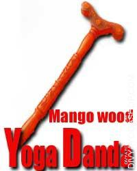 Mango wood yoga stick Meditation stick, often recognized as Yoga danda is often a particular T - formed wood stick that is especially utilized by yogis from precedent days..
