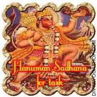 Hanuman Sadhana for success in your task