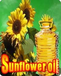 Sunflower (Helianthus Anuus) Oil