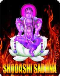 Shodashi sadhana for fulfill all desires