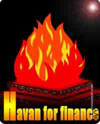 Havan for finance