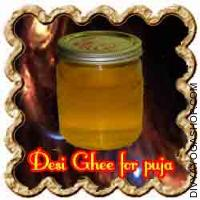 Desi Ghee for puja