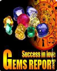 Gemsstone report for love