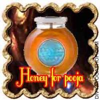 Honey for puja