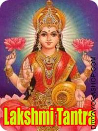 Lakshmi Tantra Sadhana for Accomplishment in Business