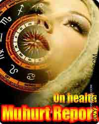 Favorable time for Health procedures