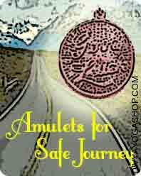 Amulets for Safe Journey