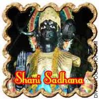 Shani Sadhana for appeasing Saturn