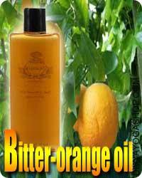 Bitter orange oil