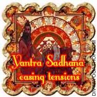 Yantra Sadhana for Easing tensions