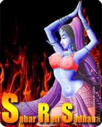 Sabar Rati sadhana for Seductive look