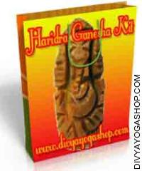 Haridra Ganesh Spiritual kit for good luck
