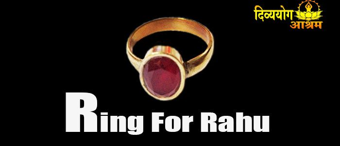 Ring for Rahu