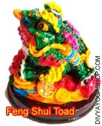 Feng Shui Toad