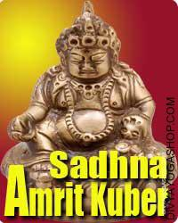 Amrit kuber sadhna for health