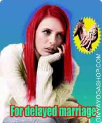 Article for delayed marriage