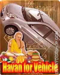Havan for vehicle