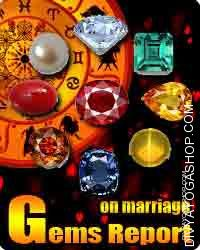 Gem Consultancy Report for marriage
