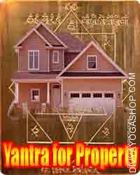 Yantra for property