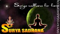 Surya Sadhna for fame