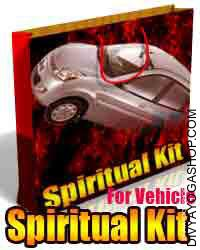 Spiritual kit for vehicle