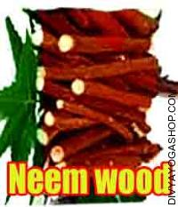 Neem wood for havan