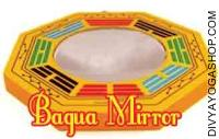 Bagua Mirror for protecting house