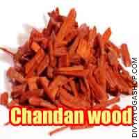 Chandan wood for havan