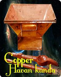 Copper Havan kunda