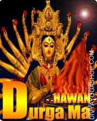 Durga havan for protection