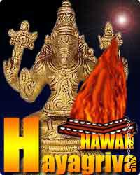 Hayagriva havan for success