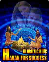 Havan for success in married life