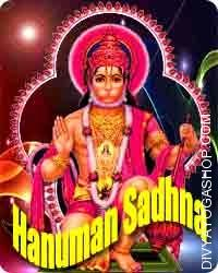 Hanuman sadhna for obstacles