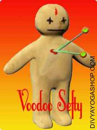 Voodoo Safety Dolls