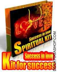 Spiritual kit for love