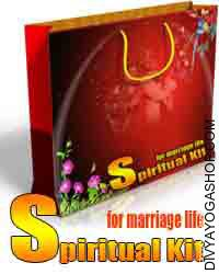 Spiritual kit for success in married life
