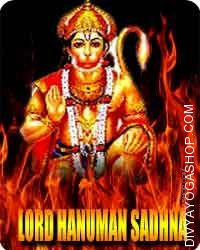 Lord hanuman Sadhna for Success