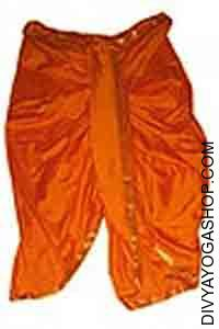 Readymade dhoti for puja
