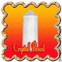 Crystal Pencil