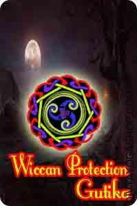 Wiccan Protection Gutika