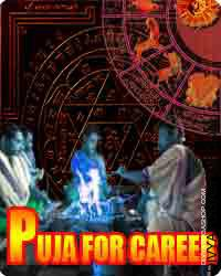 Puja for career