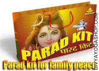 Parad kit for family peace