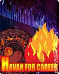 Havan for career