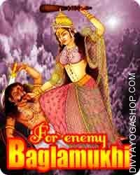 Baglamukhi sadhna for enemy